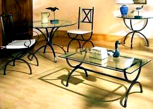 ArtSteel Dining Table WDL 48A